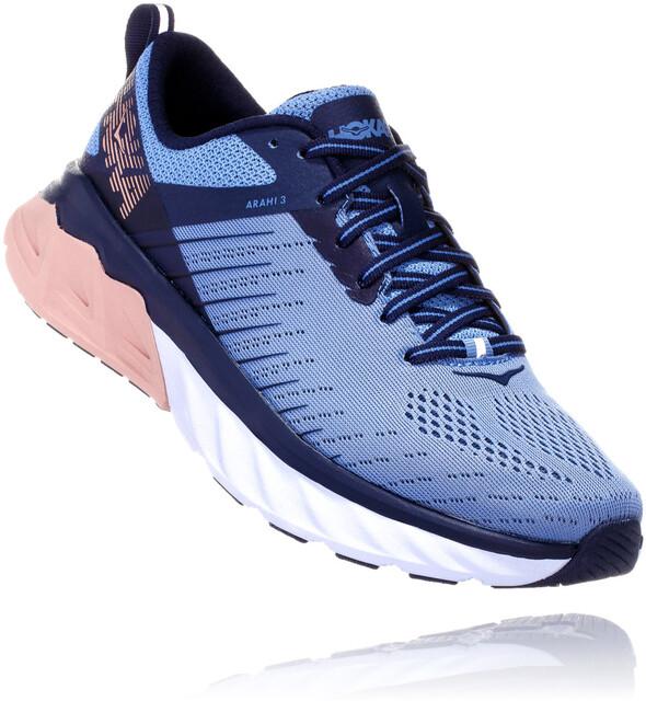 Arahi Indigo De Hoka Chaussures One Trail FemmeAlluremood 3 TFK3ulc1J